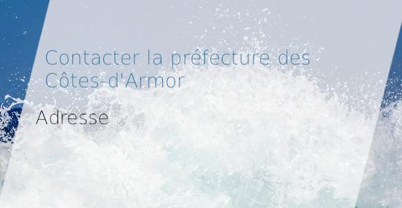 adresse préfecture côtes-d'armor