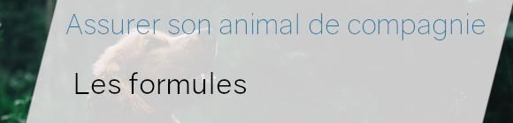 assurer animal formules