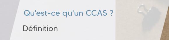 définition ccas