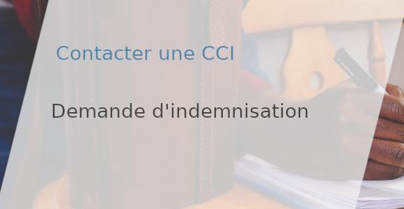 demande indemnisation cci