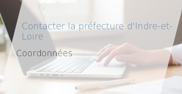 contacter préfecture indre-et-loire
