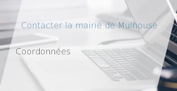 coordonnées mairie mulhouse