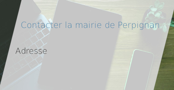 adresse mairie perpignan