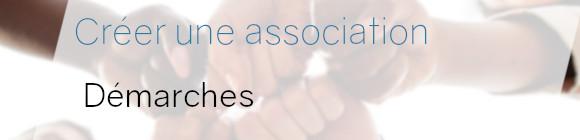 créer association démarches