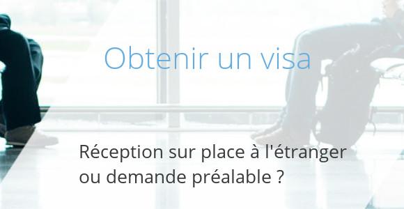 demande visa