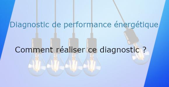 diagnostic energétique realisation