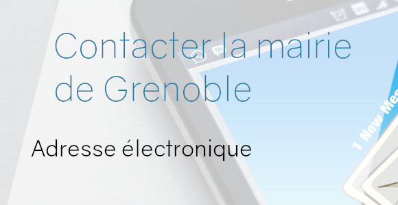 email mairie grenoble
