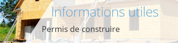 infos permis construire
