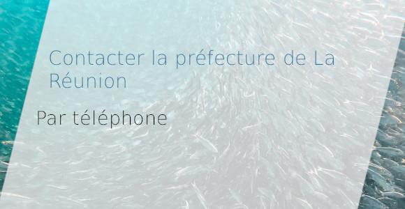 préfecture La Réunion téléphone
