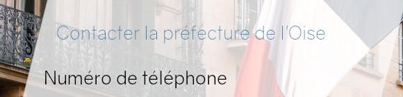 téléphone préfecture oise