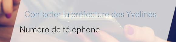 préfecture yvelines téléphone