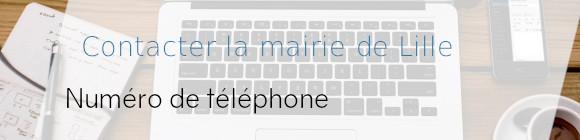 téléphone mairie lille