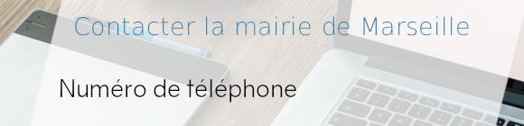 téléphone mairie marseille