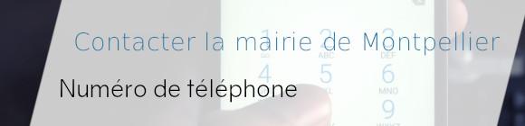 téléphone mairie montpellier