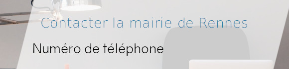 téléphone mairie rennes