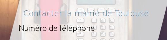 téléphone mairie toulouse