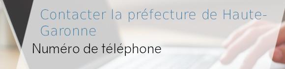 téléphone préfecture haute-garonne