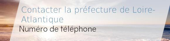 téléphone préfecture loire-atlantique